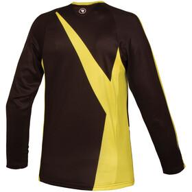Endura MT500JR Long Sleeve Jersey Kids black